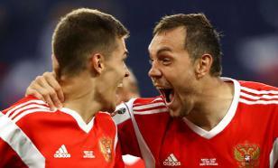 Дзюба и вратарь женской сборной России пробили друг другу пенальти