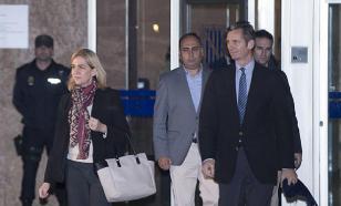 Зять короля Испании будет отбывать наказание в женской тюрьме