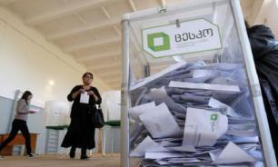 Выборы президента Грузии: будет второй тур или Майдан