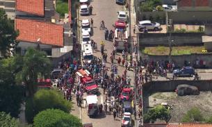В бразильской школе от огнестрельного оружия погибли 8 человек