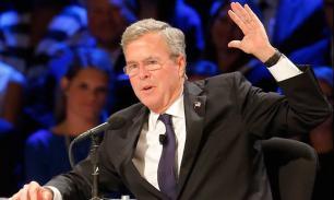"""Джеб Буш """"обиделся"""" на Трампа за осуждение его брата"""
