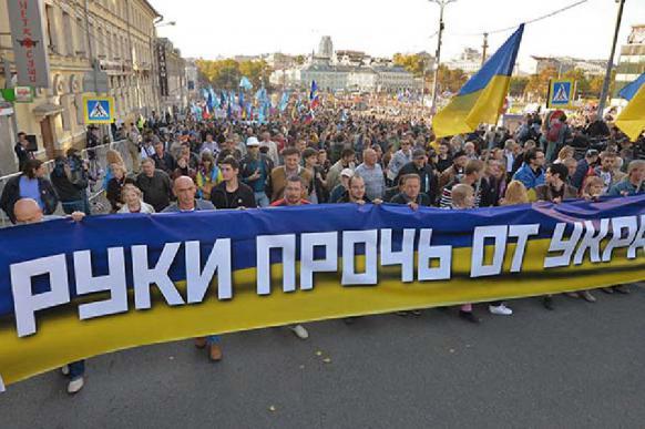 Украина распродаст все, что у нее есть, даже людей