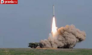 """Минобороны показало запуск ракеты """"Искандера"""". ВИДЕО"""
