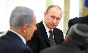 Нетаньяху внезапно отменил визит в Москву