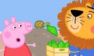 """Производитель игрушек Hasbro купит снявшую """"Свинку Пеппу"""" телекомпанию"""