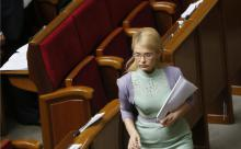 Олигархи выдвигают Тимошенко править страной