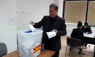 Македония: праздник на костях демократии