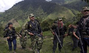 Власти Колумбии обвинили Венесуэлу в поддержке колумбийских повстанцев