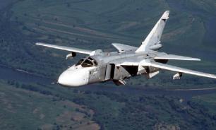 """Белый дом: Российский """"Су-24"""" был сбит над Сирией"""