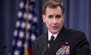 """В госдепе США не знают, где именно в Сирии дислоцируется """"умеренная оппозиция"""""""