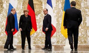 """Ужин """"нормандской четверки"""" состоится при согласии Путина и Порошенко"""