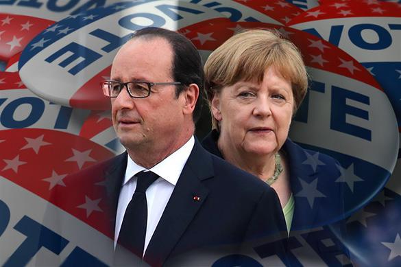Трамп победил: США в шоке, Меркель и Олланд вздохнут облегченно