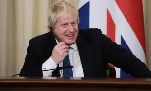 Борис Джонсон объявил о желании дружить с Россией