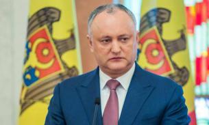 Президент Молдавии отправился с неофициальным визитом в Москву