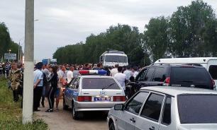 Цыгане покинули Чемодановку после массовой драки