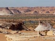 Цивилизация пришла в Египет из Сахары?