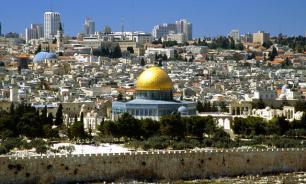 """Диалог о """"главном городе Израиля"""""""
