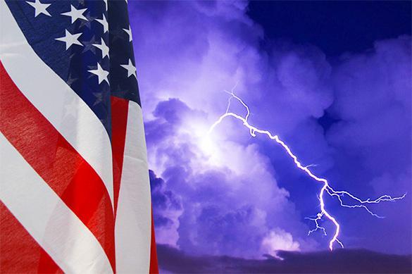 Каждый четвертый житель США считает власть в стране главной проблемой