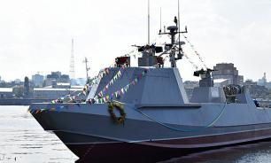 Новые украинские десантные катера не стоят ровно