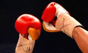 Боксер из Донбасса  вышел на бой с поляком в футболке с Путиным