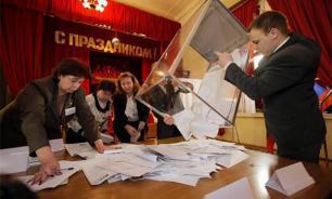 США признали выборы в российскую Госдуму