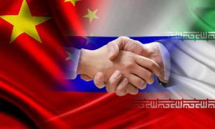 Иран предложил Китаю и России вместе ударить по США