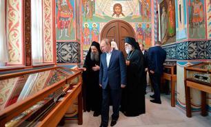 Визит Путина стал знамением для Ближнего Востока