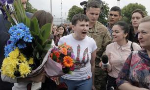"""Надежда Савченко """"отдала"""" Ростов Украине. ВИДЕО"""