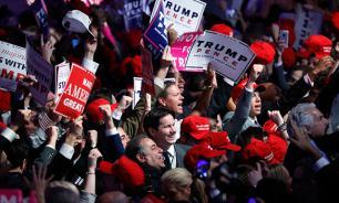 """""""Белый бумеранг"""" ударил по американской элите"""