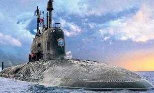 """Российские подводные лодки провели пуски ракет """"Синева"""" и """"Булава"""""""