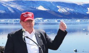 США хотят открыть в принадлежащей Дании Гренландии свое генконсульство