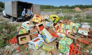 С 2015 года Роспотребнадзор уничтожил 985 тонн санкционной продукции