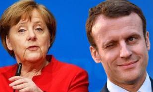 Меркель заверила в отсутствии проблем между Берлином и Парижем