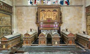 В Британии изучают останки королевских особ