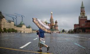 Дожди и грозы будут мучить Москву целую неделю
