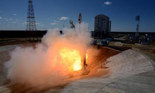 """С космодрома """"Восточный"""" успешно стартовала ракета-носитель """"Союз-2.1А"""""""