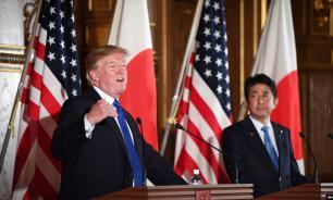 Трамп не исключает выхода США из соглашения о сотрудничестве с Японией