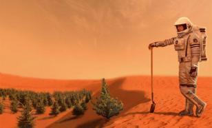 Ученый: полет на Марс обеспечит космонавту предельную дозу облучения