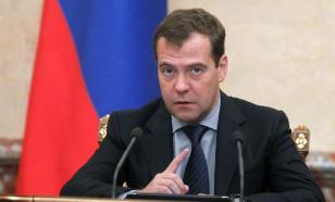 Медведев не будет премьером при изменении внешних условий