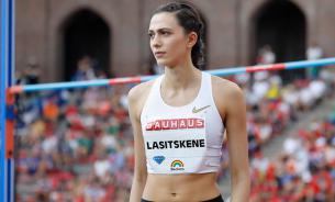 Легкоатлетка Ласицкене не будет отказываться от российского гражданства