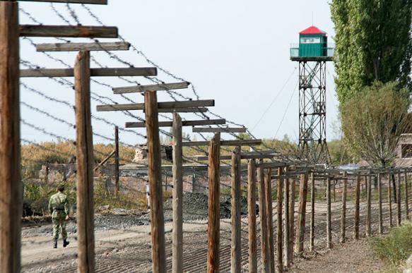 Грузины нарушили границу с Азербайджаном и напали на пограничников