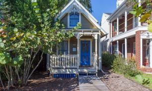 Вкусные жилища: дома, похожие на пряничные домики