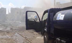 Запад - России о Сирии: Нам можно, вам нельзя