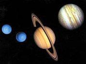 Сатурн и Юпитер сформировали планеты