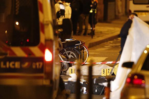 Резня в Париже. Подробности