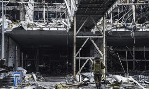 ВСУ, обстреляв Донецк из РСЗО, обвинили ополченцев в нарушении перемирия