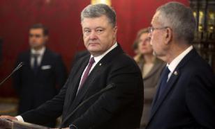 Петр Порошенко сбежал с дебатов в Европарламенте