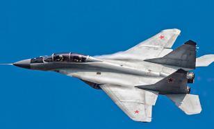 В России начаты госиспытания новейшего истребителя МиГ-35