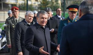 Силовикам Узбекистана придется похудеть