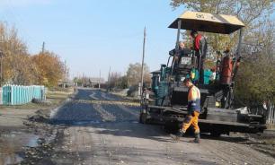 Курганские чиновники решили самостоятельно отремонтировать дороги